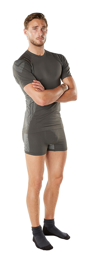 Model - MASCOT® CROSSOVER - Boxer Shorts & Functional Under Shirt