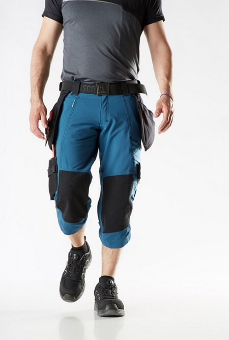Press - 17049-311 ¾ Length Trousers with kneepad pockets and holster pockets - MASCOT® ADVANCED - 2018