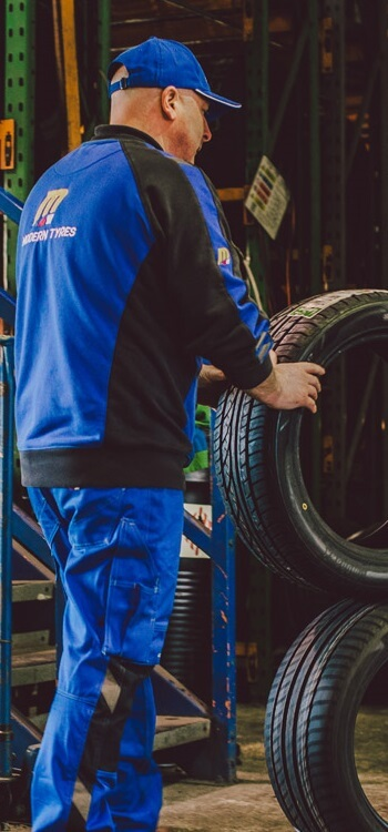 Modern Tyres - Company Clothing