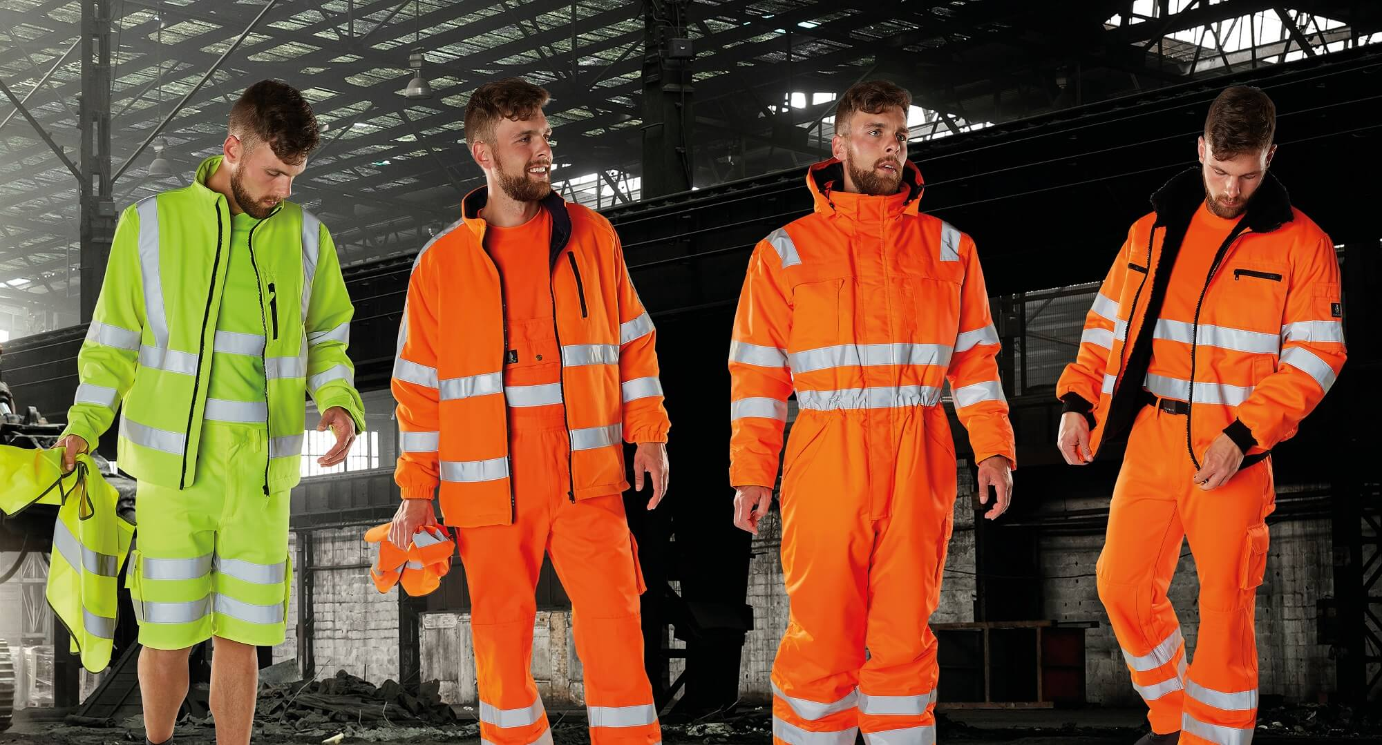 Hi-vis Clothing - Men - MASCOT® SAFE IMAGE