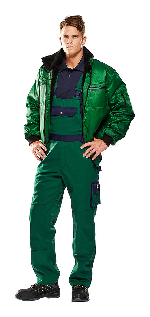 Model - Workwear - Green - MASCOT® ORIGINALS