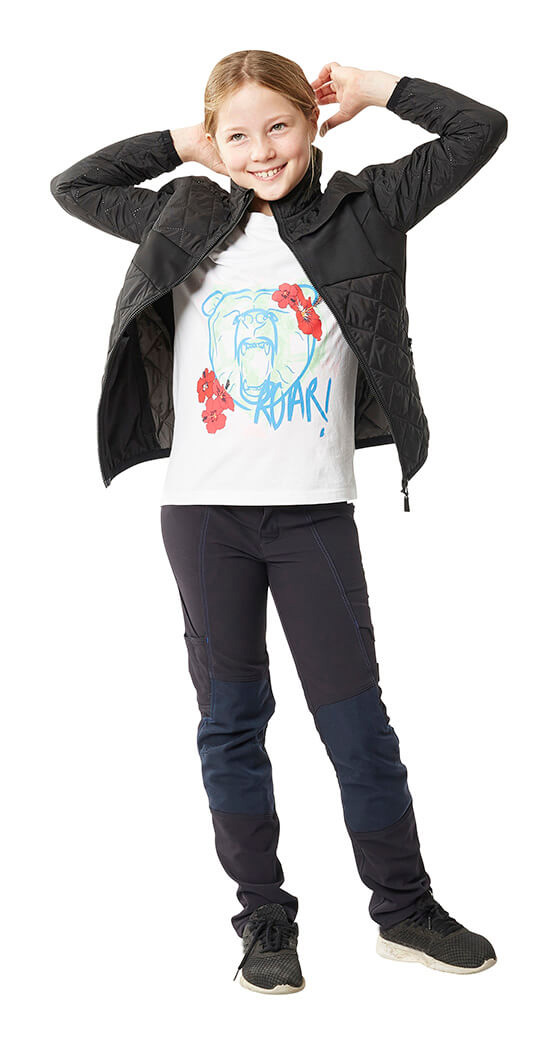 Jacket, T-shirt with Print & Trousers - Child - MASCOT® ACCELERATE