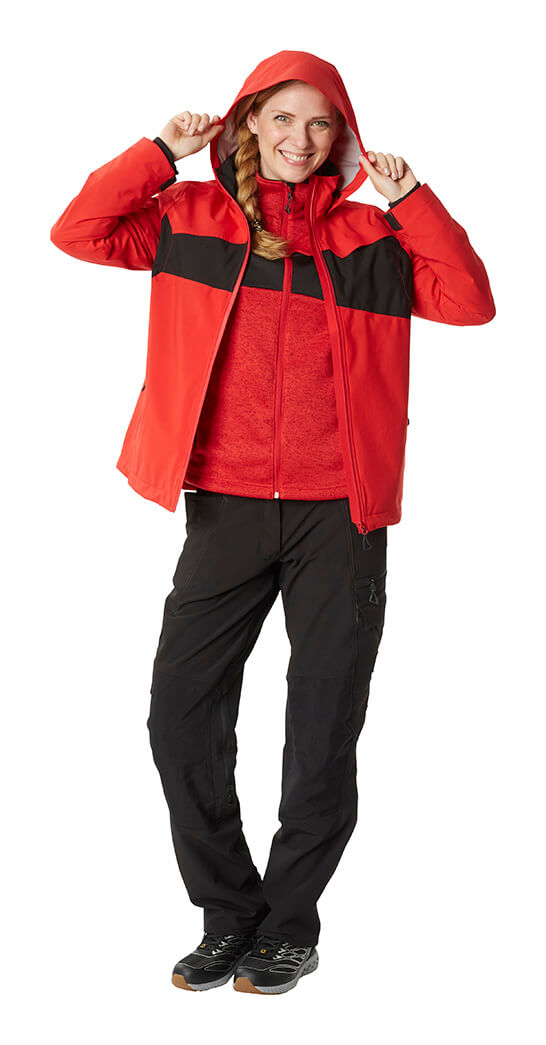 Work trousers for women, Knitted Jumper & Jacket - MASCOT® ACCELERATE - Model