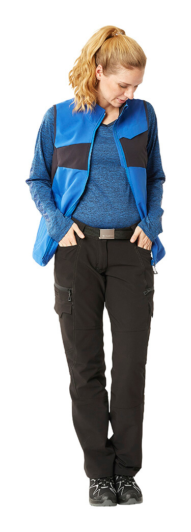 Gilet, T-shirt, long-sleeved & Work trousers for women - Model - MASCOT® ACCELERATE