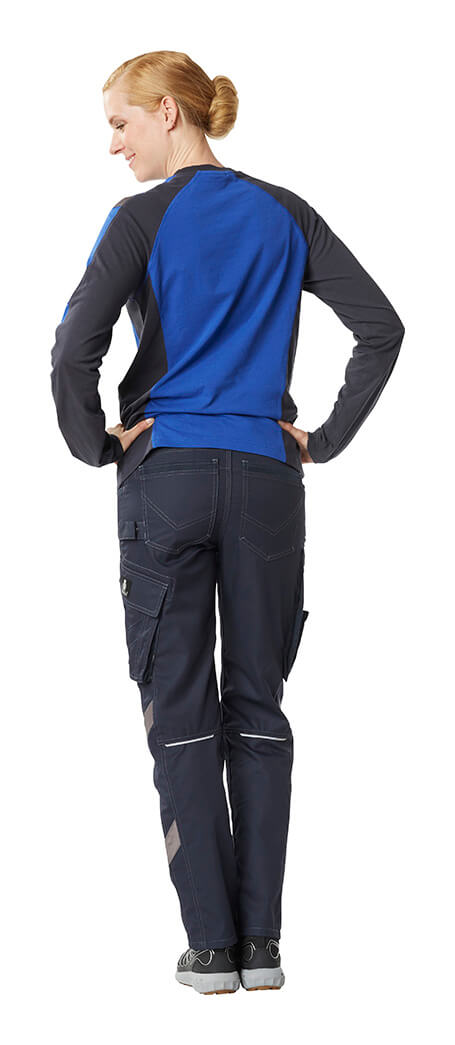 Work trousers for women & T-shirt, long-sleeved - MASCOT® UNIQUE - Model