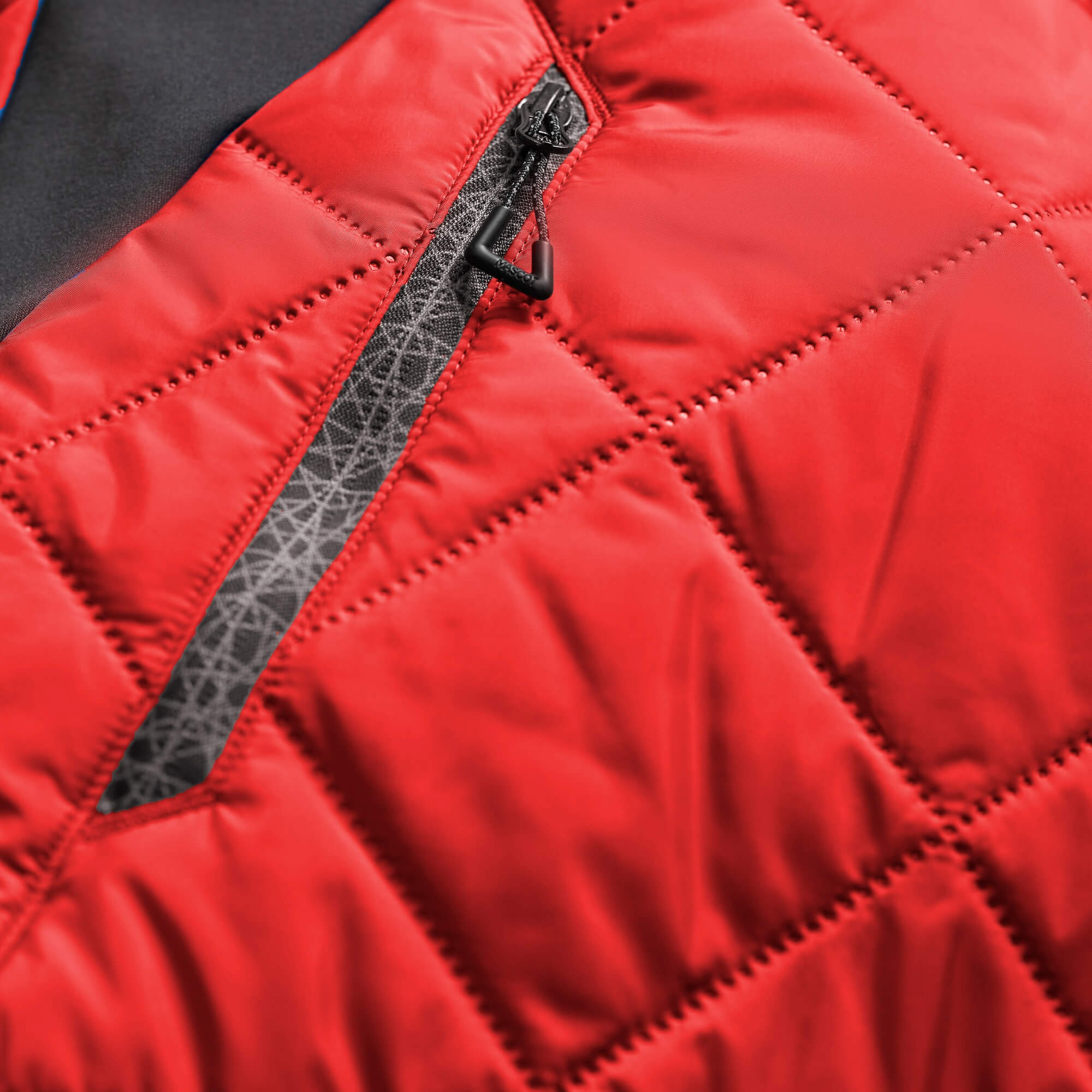Thermal Clothing - Red - Detail - MASCOT® ACCELERATE