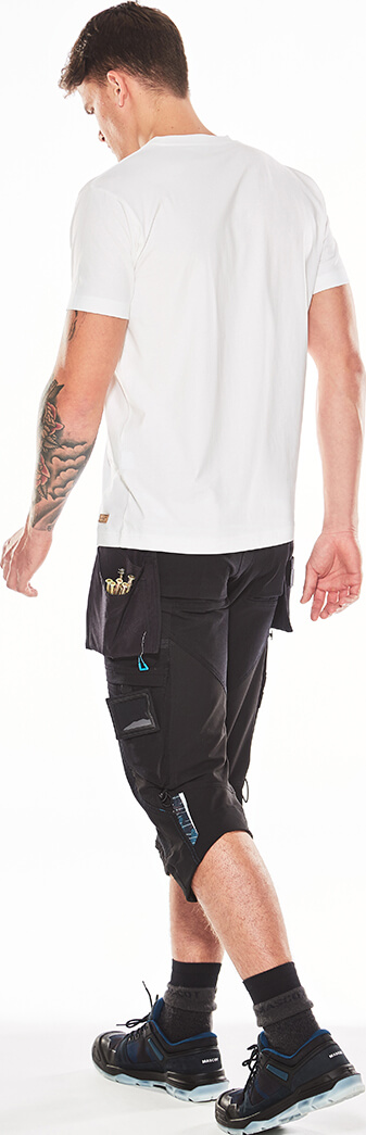 ¾ Length Trousers with kneepad pockets and holster pockets - Model - MASCOT® ADCANCED