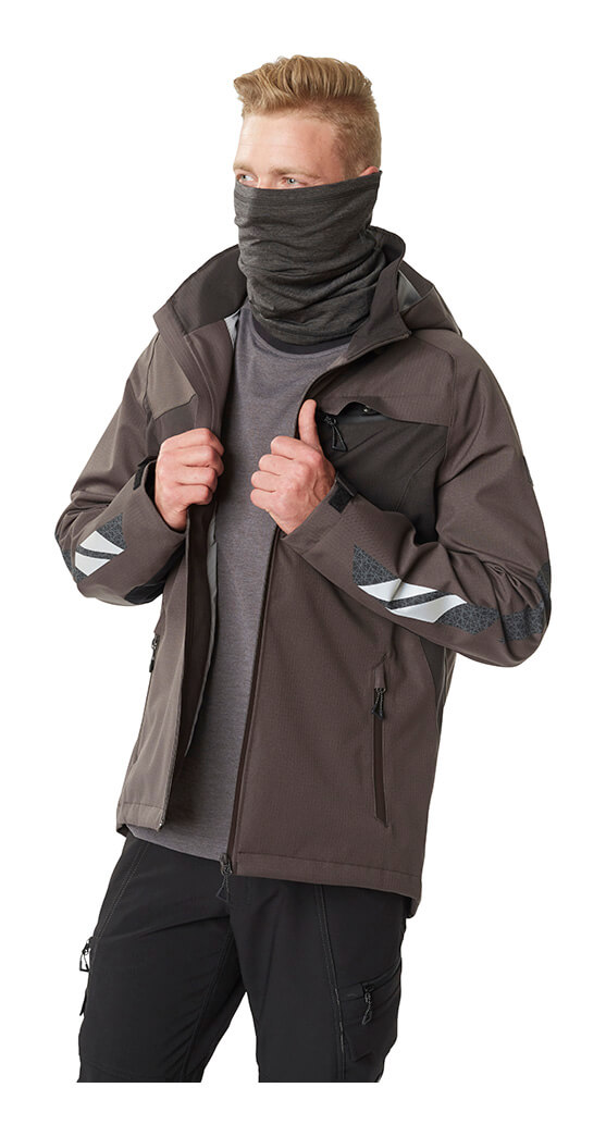 Man - MASCOT® ACCELERATE Work Jacket & Neck Warmer