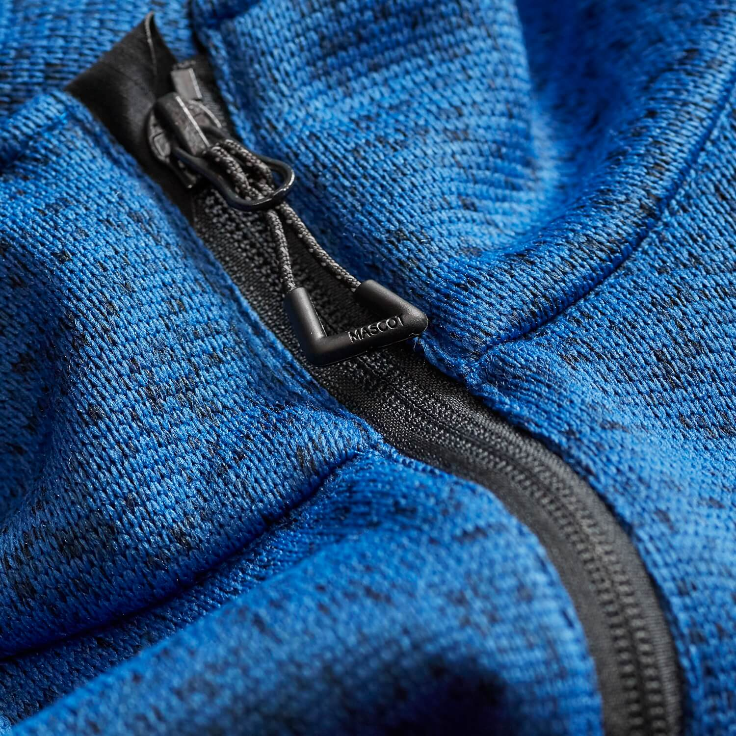 Royal blue - MASCOT® ACCELERATE Knitted Jacket - Detail