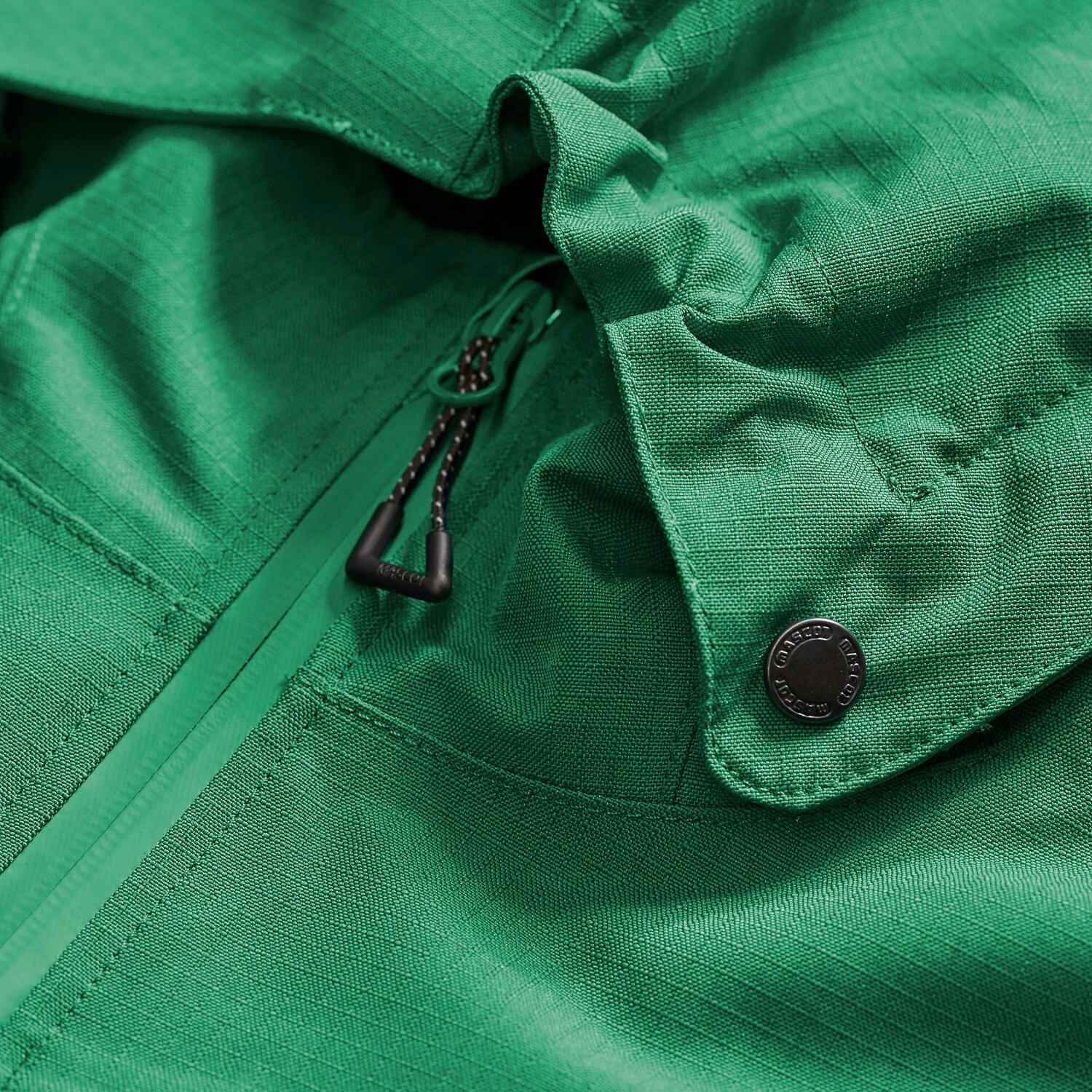 Work Jacket Green - MASCOT® ACCELERATE - Detail