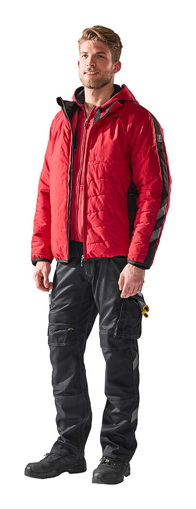 Man - Red - MASCOT® UNIQUE Thermal Jacket
