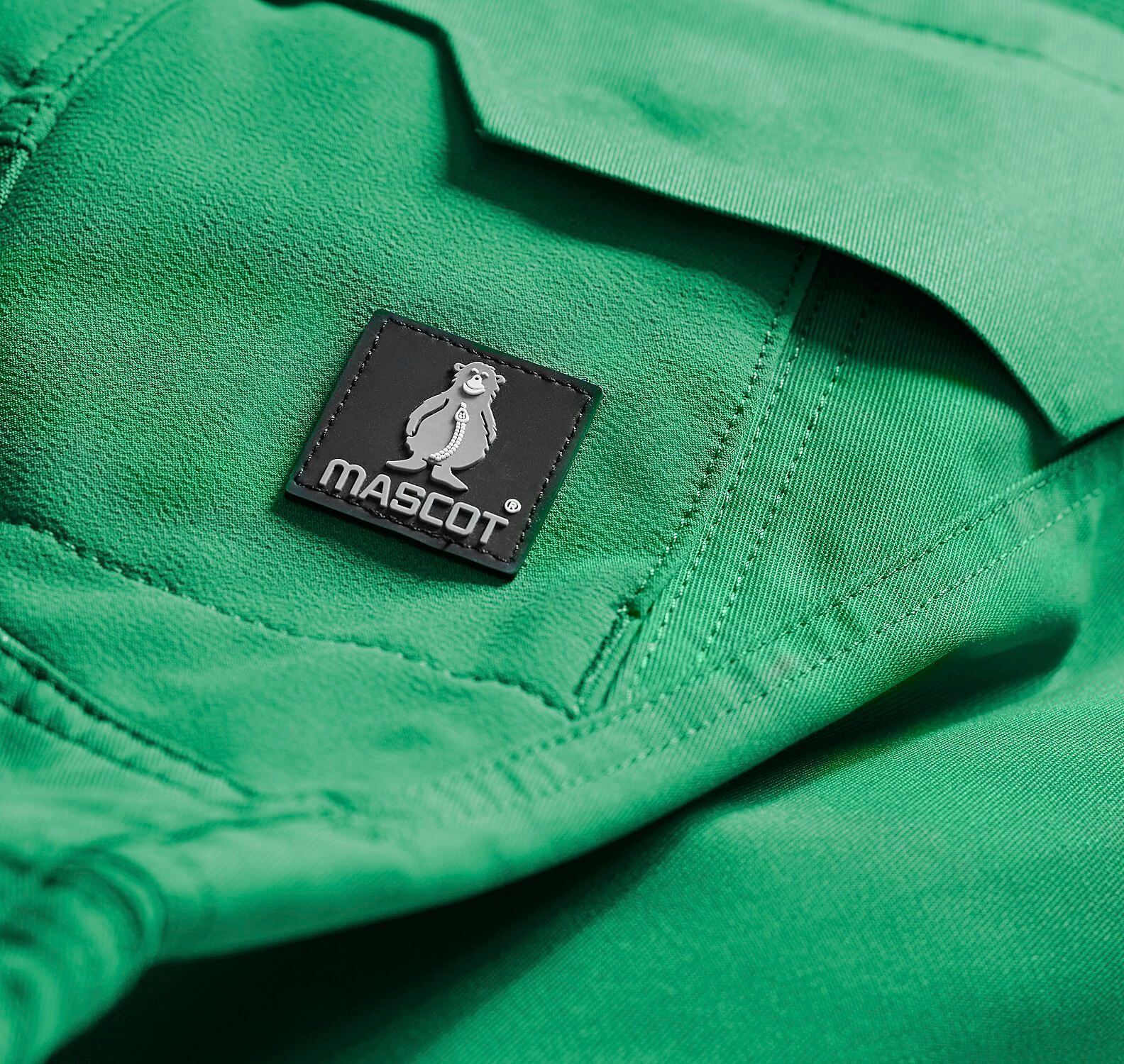 Detail - Trousers - MASCOT® ACCELERATE - Green