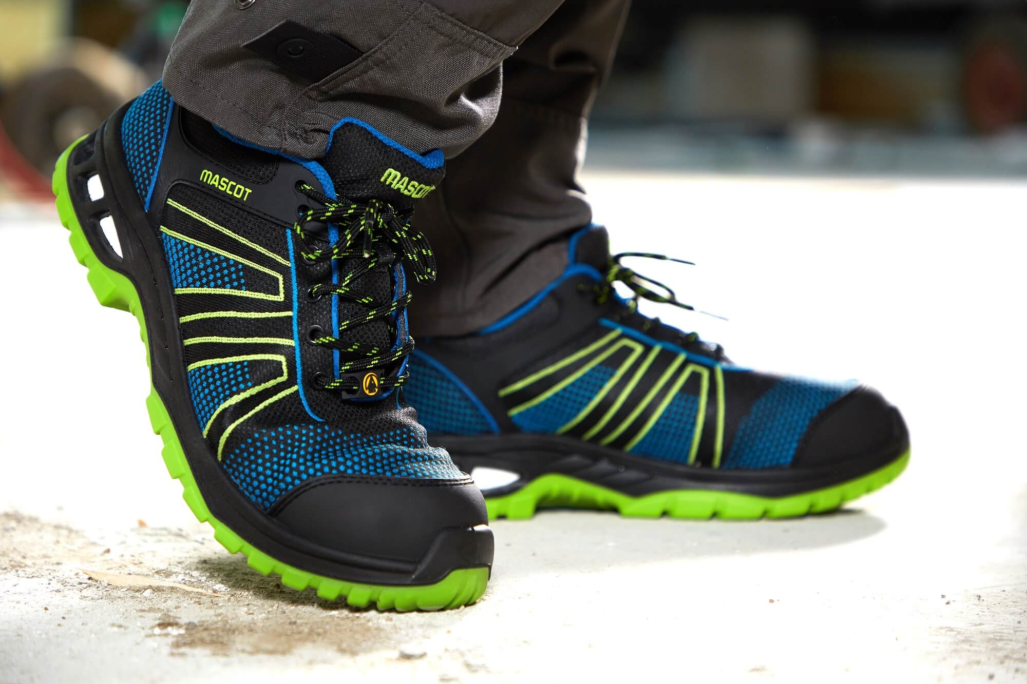 Safety Shoe - MASCOT® FOOTWEAR ENERGY - Environment